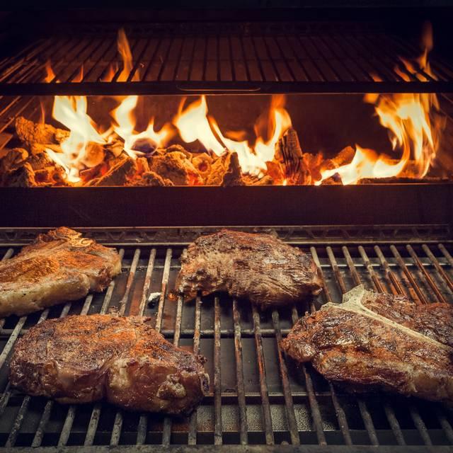 Steaks on Josper - Hawksmoor Manchester, Manchester