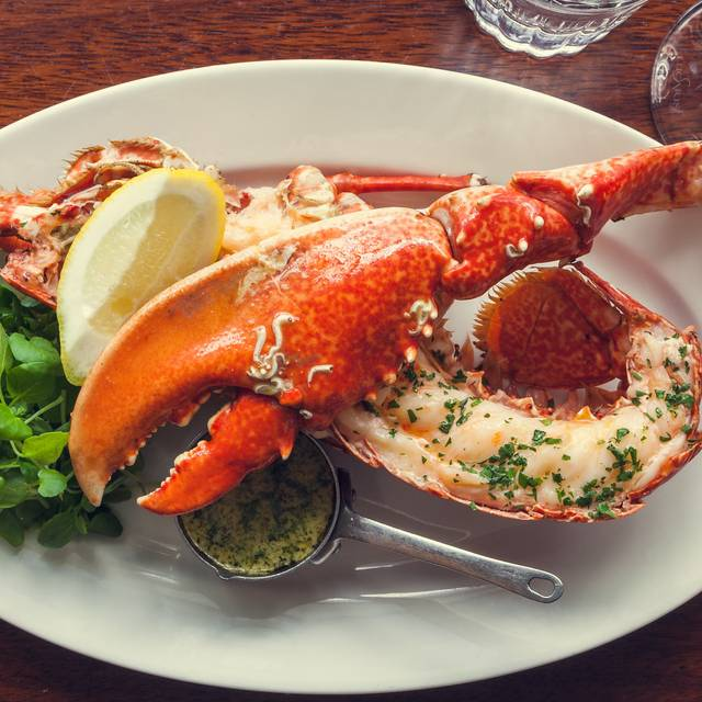 Half Native Lobster - Hawksmoor Guildhall, London