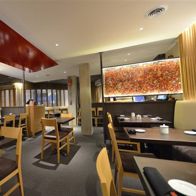 Kaz Sushi Bistro, Washington, DC