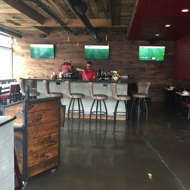 Forno Rosso Pizzeria - Forno Rosso Pizzeria - West Loop, Chicago, IL