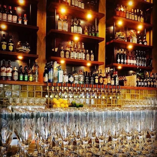Bridgette Bar, Calgary, AB