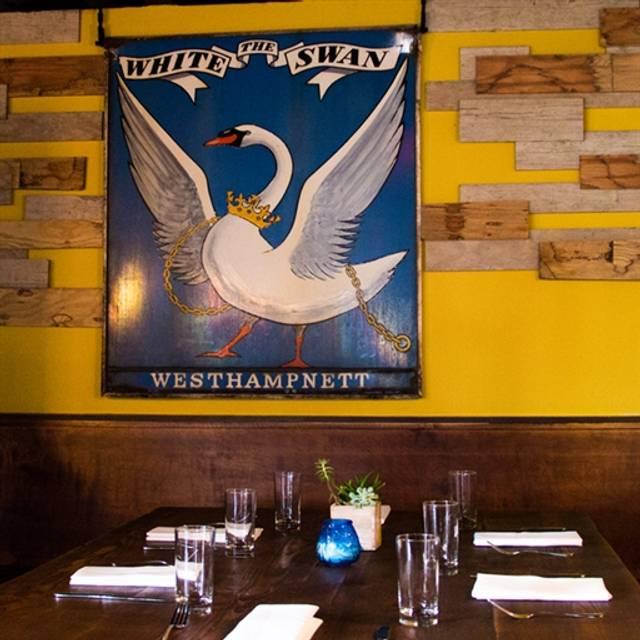 The White Swan Public House, Seattle, WA