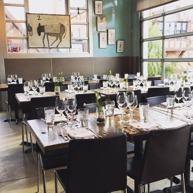 Event Space - Wise Acre Eatery, Minneapolis, MN