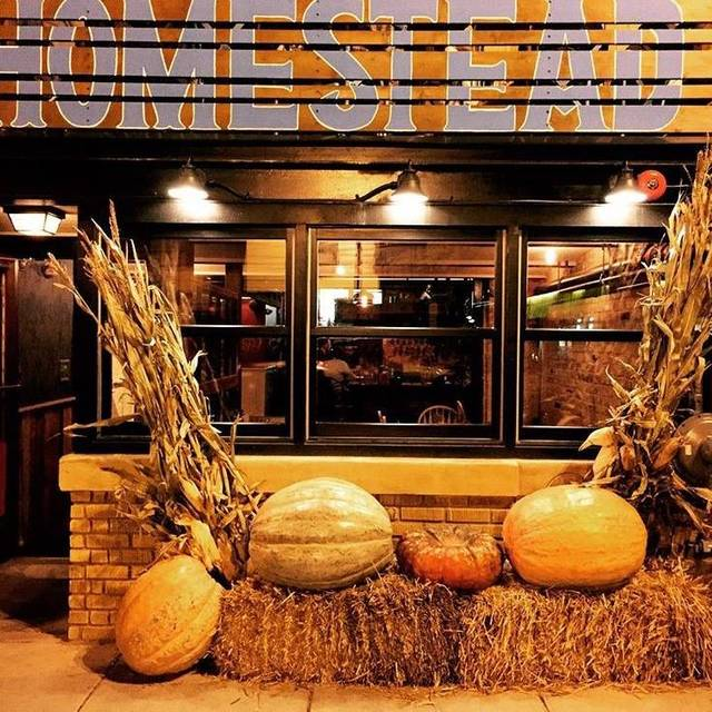 Homestead DC Restaurant