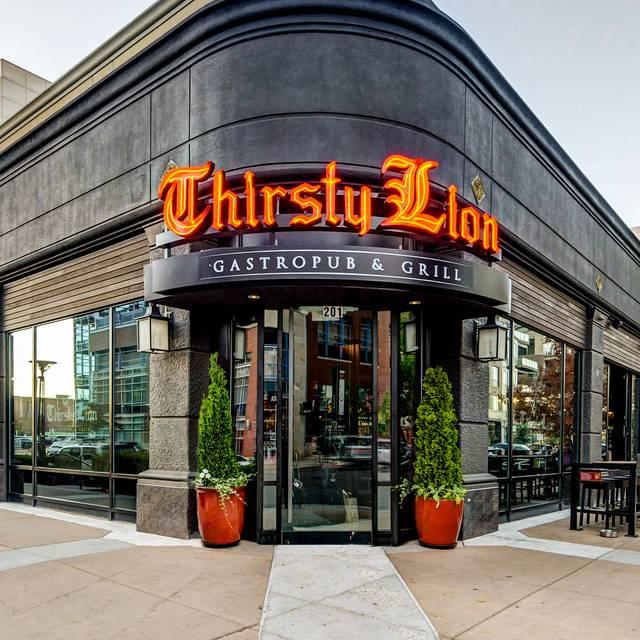 Thirsty Lion Patio - Thirsty Lion Gastropub & Grill - Cherry Creek, Denver, CO