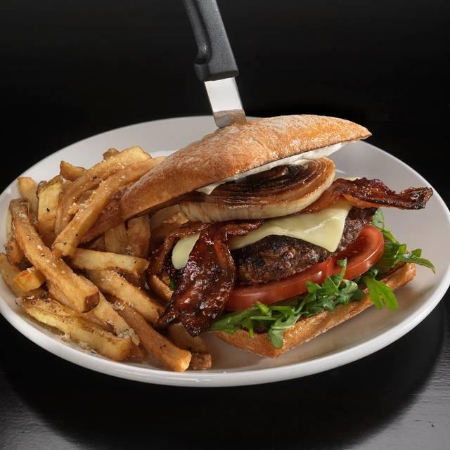 Pub Burger - Thirsty Lion Gastropub & Grill - Cherry Creek, Denver, CO
