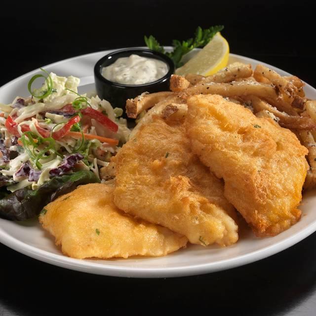 Fish N Chips - Thirsty Lion Gastropub & Grill - Cherry Creek, Denver, CO