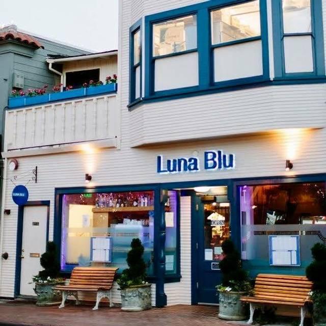 Luna Blu, Tiburon, CA