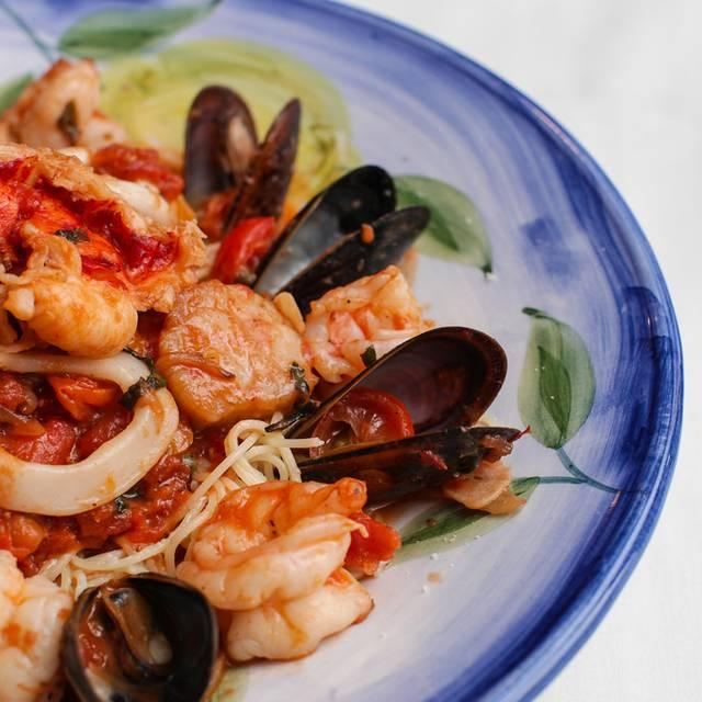 Seafood Fra Divavlo - Tresca, Boston, MA