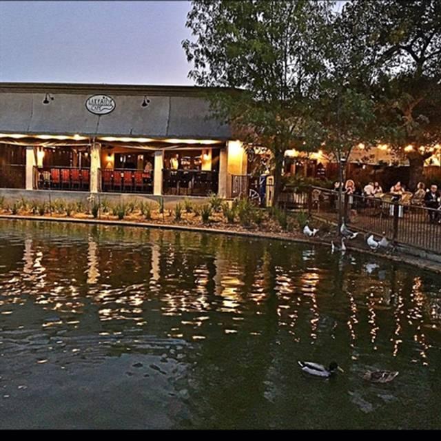 Lakeside Cafe Encino Ca