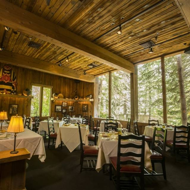 The Tree Room @ Sundance, Sundance, UT