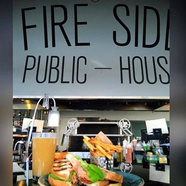 The Fire Side Public House, Pittsburgh, PA