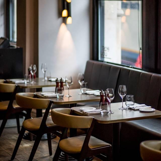 Eastway Brasserie, London