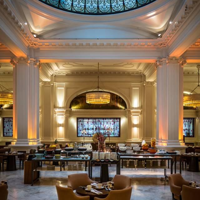 1901 Restaurant, London