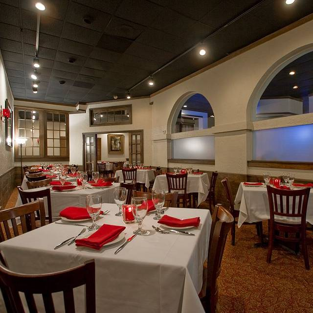 Vesuvio Bistro, Little Rock, AR