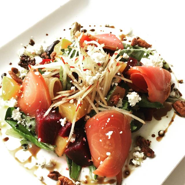 Beet Salad - The Grove Wine Bar and Kitchen Downtown, Austin, TX