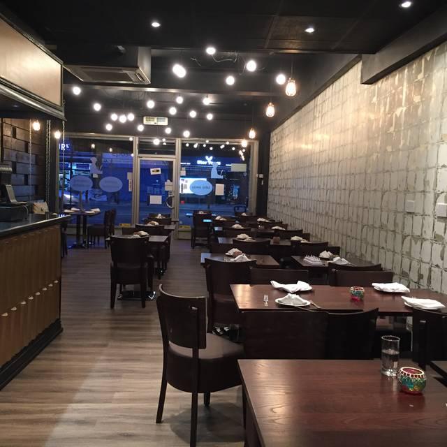 Bnova Restaurant Menu