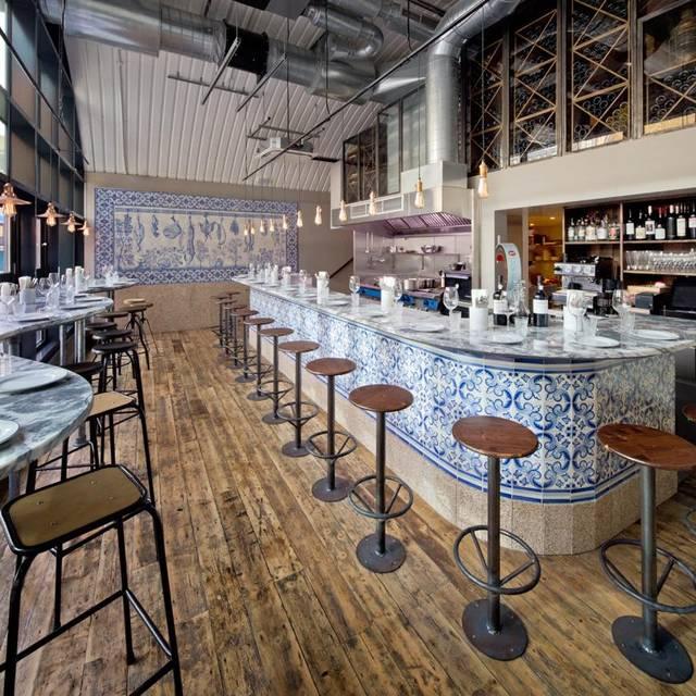 Bar Douro - Bar Douro, London