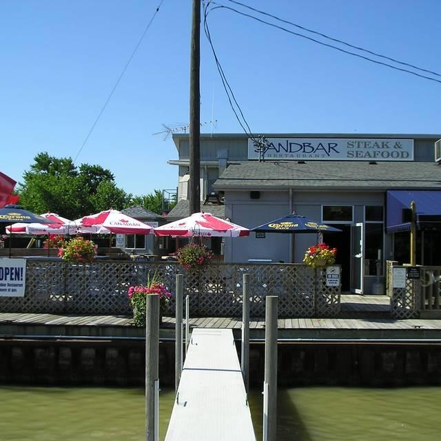 The Sandbar Waterfront Grill, Lakeshore, ON