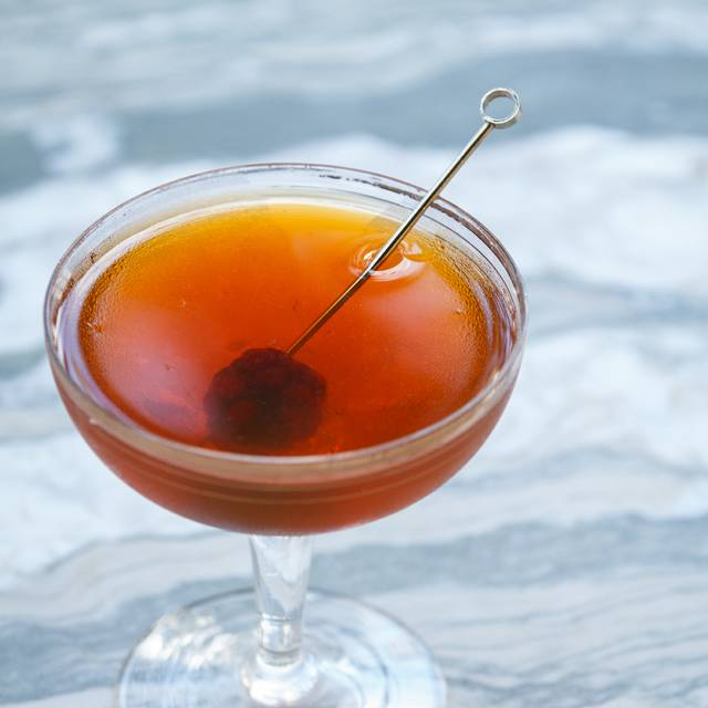 Manhattan Schooled - Blackberry, Cinnamon, Smoked Tea Rye Photographer Clay Larsen - Gwen, Los Angeles, CA
