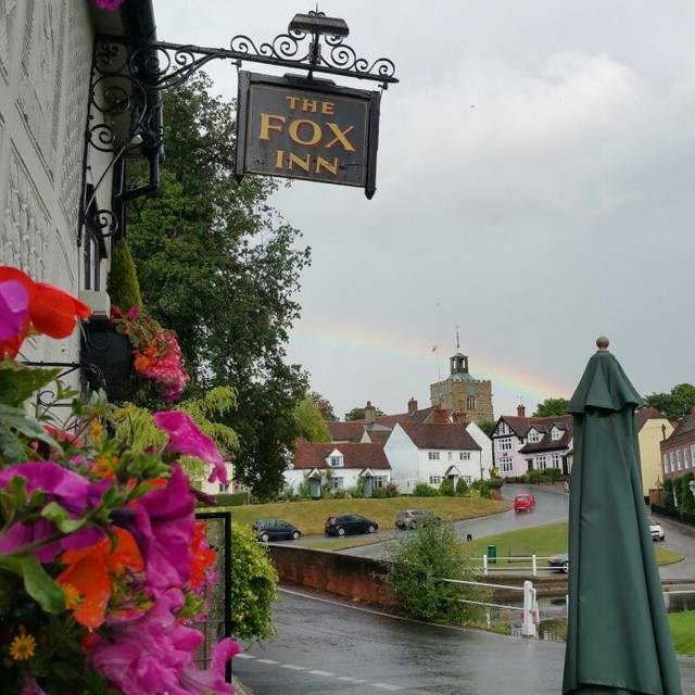 The Fox Inn Finchingfield, Finchingfield, Essex