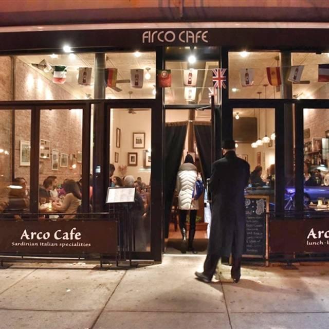 Arco Cafe, New York, NY