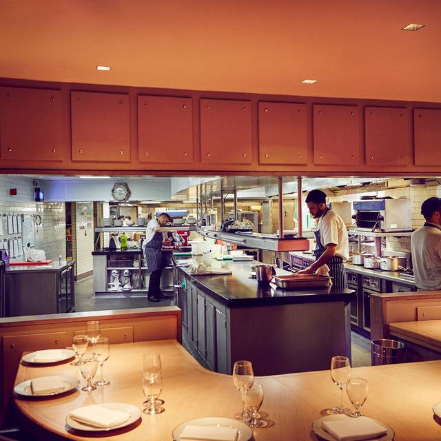 Gilbert Scott Kitchen - Chef's Table at The Gilbert Scott, London