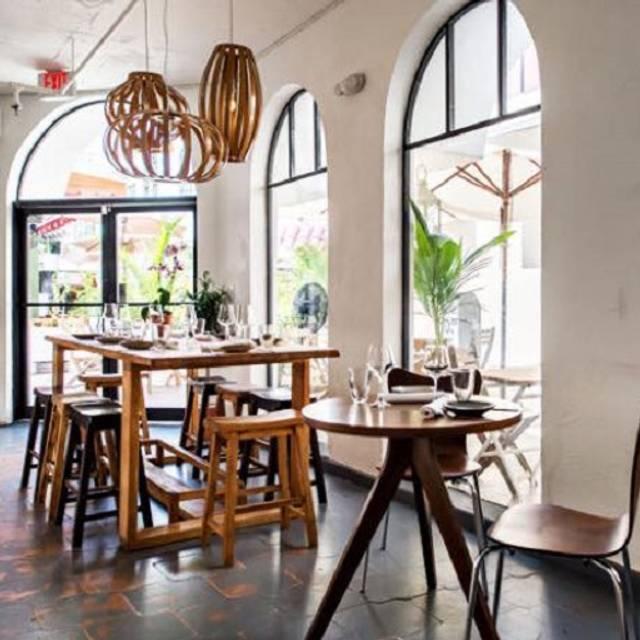 Alloy Bistro Dining Room - Alloy Bistro, Miami, FL