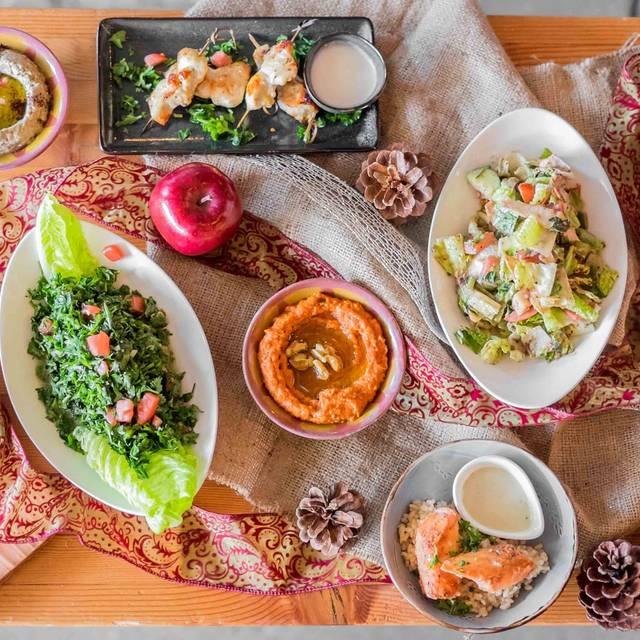 Jamjar Folk Lebanese, Vancouver, BC