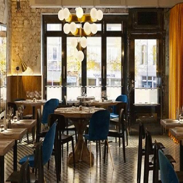 Mine restaurant restaurant berlin opentable for Eiffel restaurant berlin