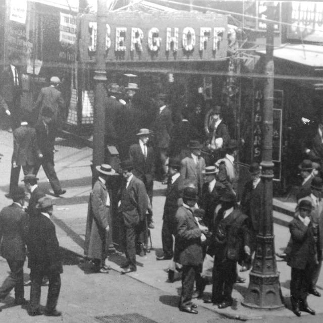 The Berghoff Restaurant, Chicago, IL