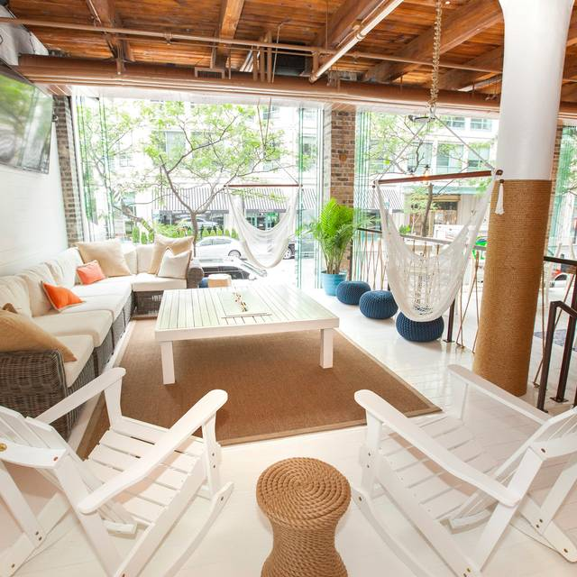 The Hampton Social - Lounge Area - The Hampton Social - River North, Chicago, IL