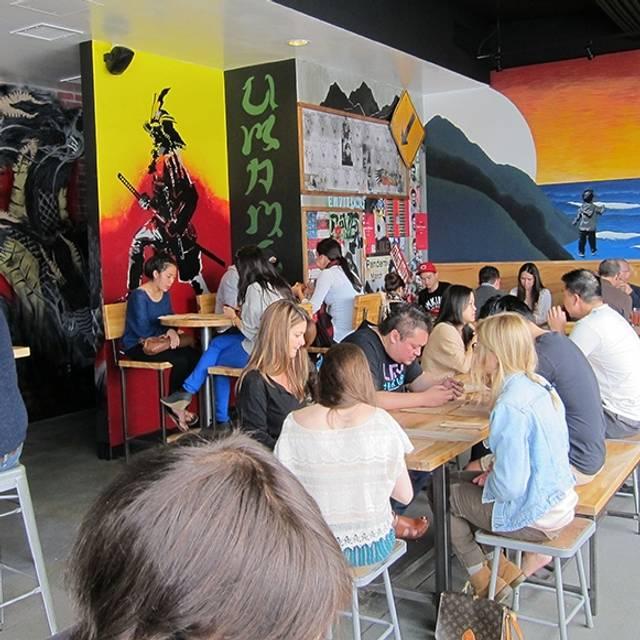 Umami Burger - Costa Mesa - Umami Burger - Costa Mesa, Costa Mesa, CA