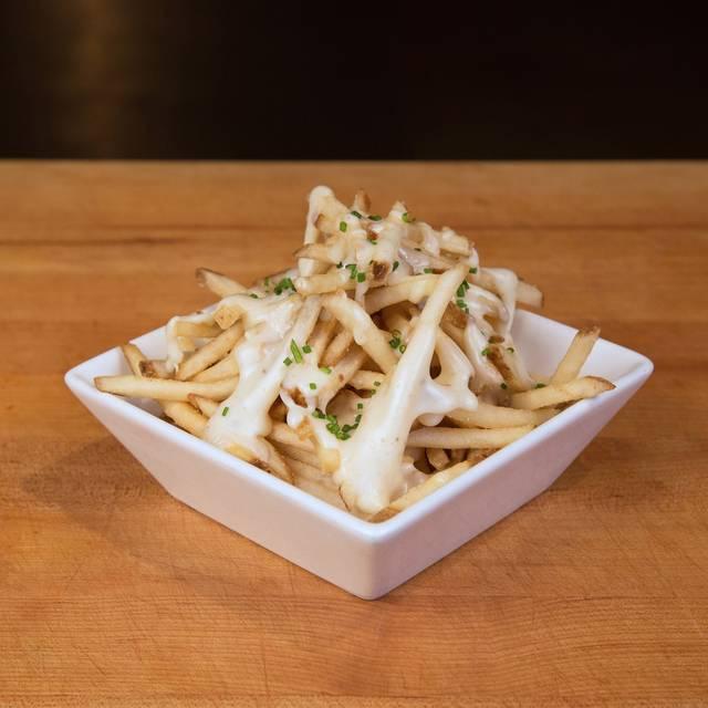 Truffle Fries - Umami Burger - West Loop, Chicago, IL