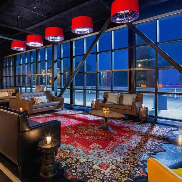Lobby Bv S Grill At Time Hotel Nyack Ny