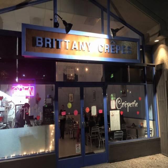 Brittany Crepes, Berkeley, CA