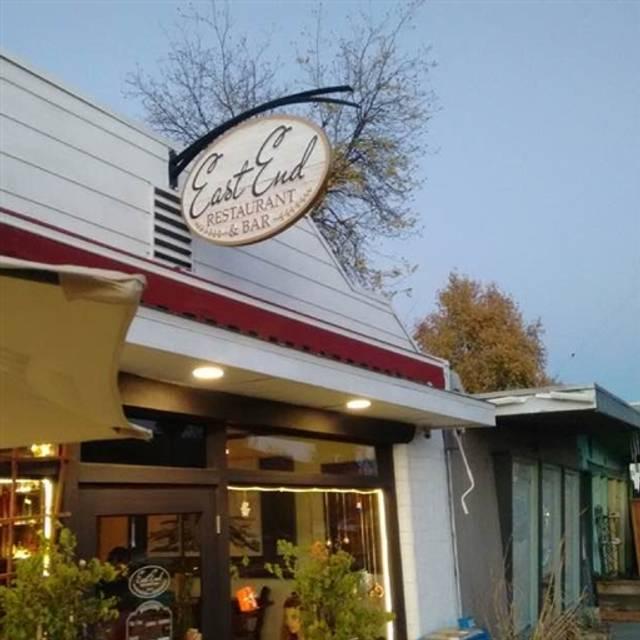 East End Restaurant And Bar Ojai