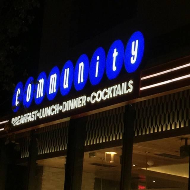 Community Restaurant and Lounge, Bethesda, MD