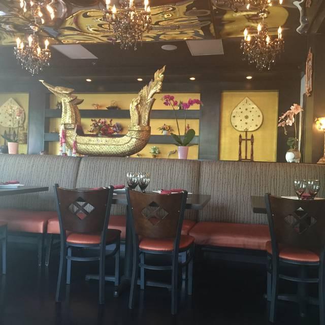 Bronze Buddha Thai Fusion Concord Restaurant Concord CA