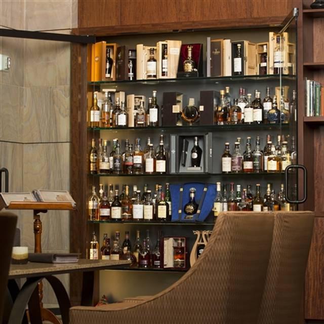 Scotch Library at Westin Kierland Resort and Spa, Scottsdale, AZ