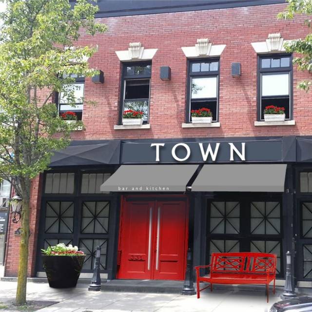 Town Kitchen And Bar Morristown