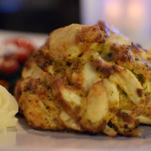 Colossal Crabcake - Casa Mia's Restaurant, Parkton, MD