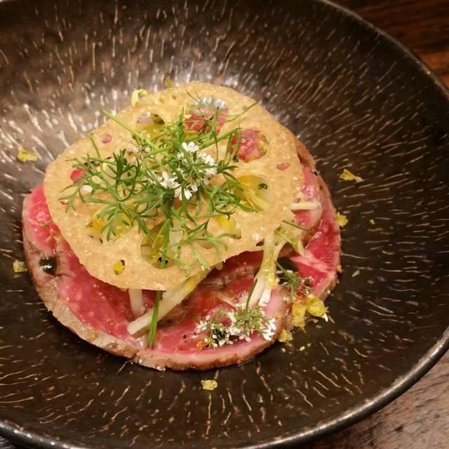 Tataki - An Asian Cuisine, Cary, NC