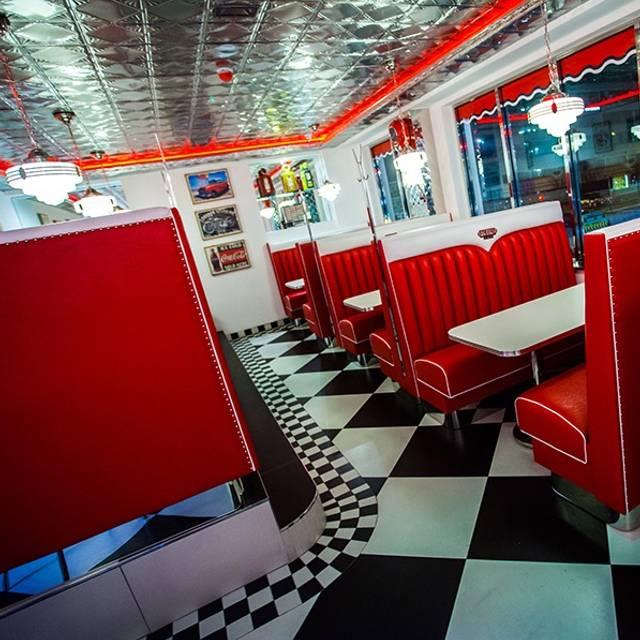 Big Moe's Diner, London
