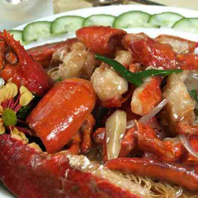 Lobster - China Garden Chinese Restaurant, Brighton, East Sussex