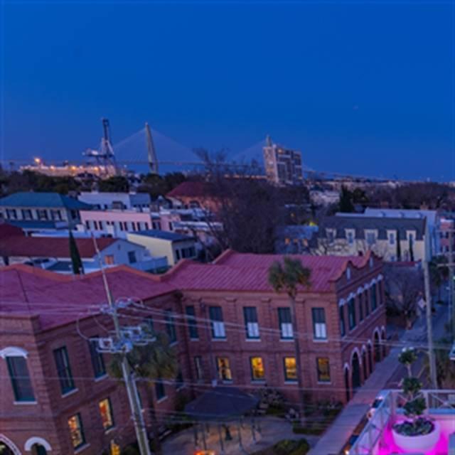 Eleve Restaurant & Rooftop, Charleston, SC