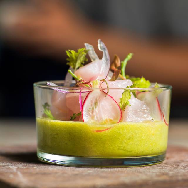 Ceviche Chileno - Comal Restaurant & Bar - Chileno Bay Resort & Residences, Cabo San Lucas, BCS