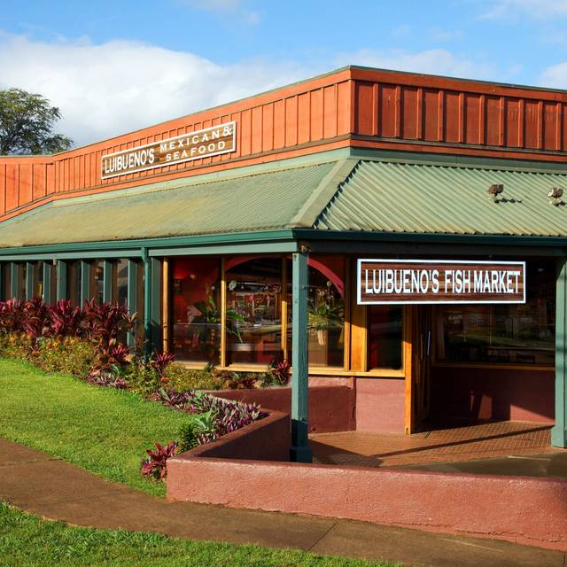 Exterior - Luibueno's Mexican & Latin Cuisine, Haleiwa, HI