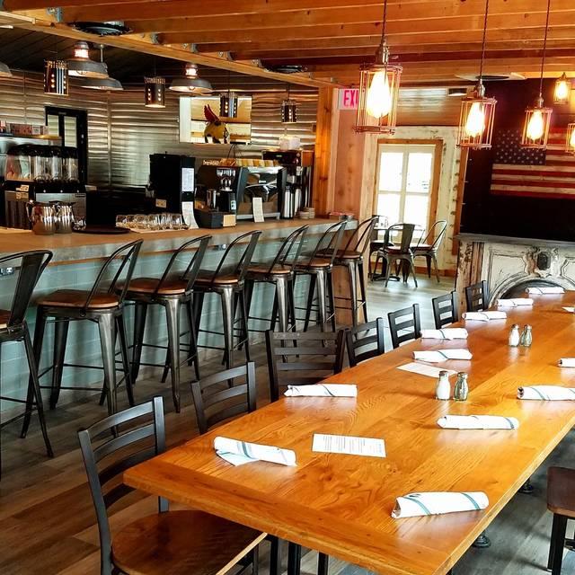 Coffee Bar - Urban Grill on Main, Cincinnati, OH