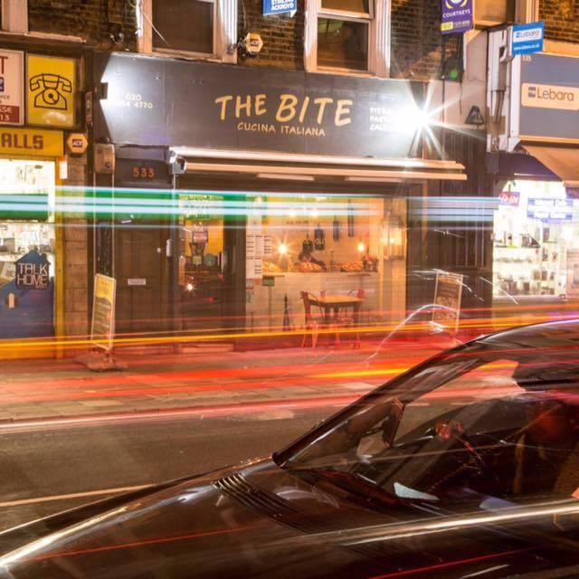 The Bite, London
